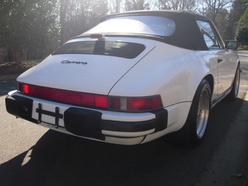 Porsche 911 Carrera 1989 price $39,999