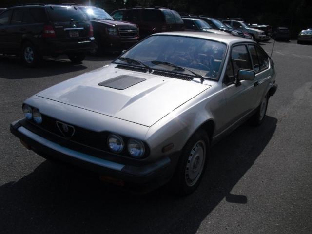 1983 Alfa Romeo GTV-6
