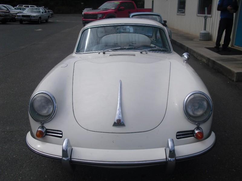 Porsche 356 B 1963 price $89,000