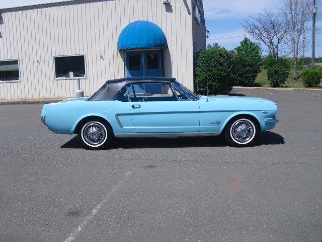 Ford Mustang 1965 price