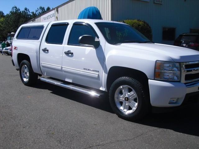 2011 Chevrolet Silverado 1500 4WD