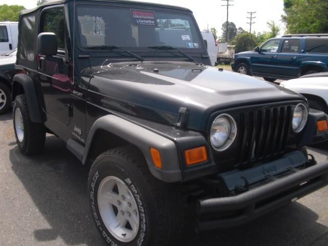 2005 Jeep Wrangler 4.0 6CYL.