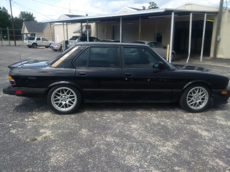 BMW 5 Series E28 M5 1988 price
