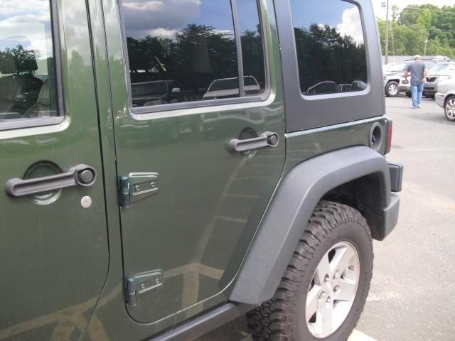 Jeep Wrangler 2008 price