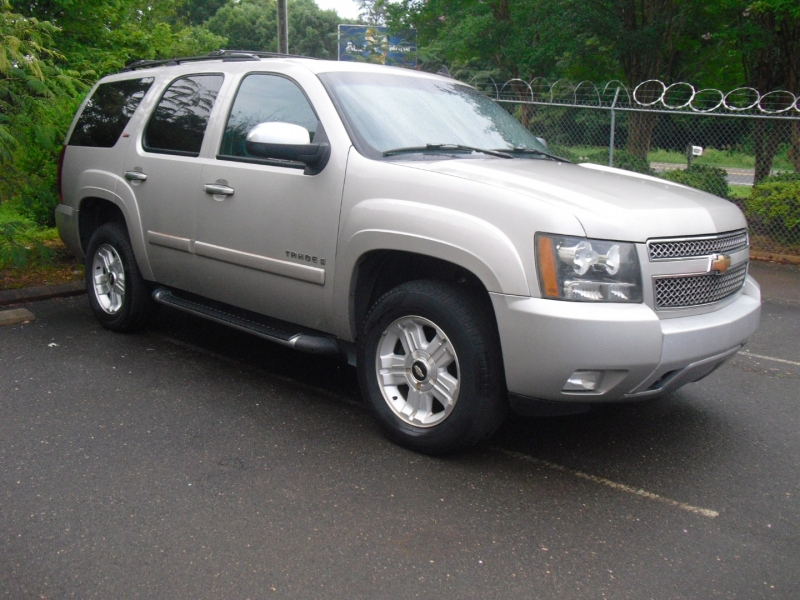 Chevrolet Tahoe 2007 price $9,999