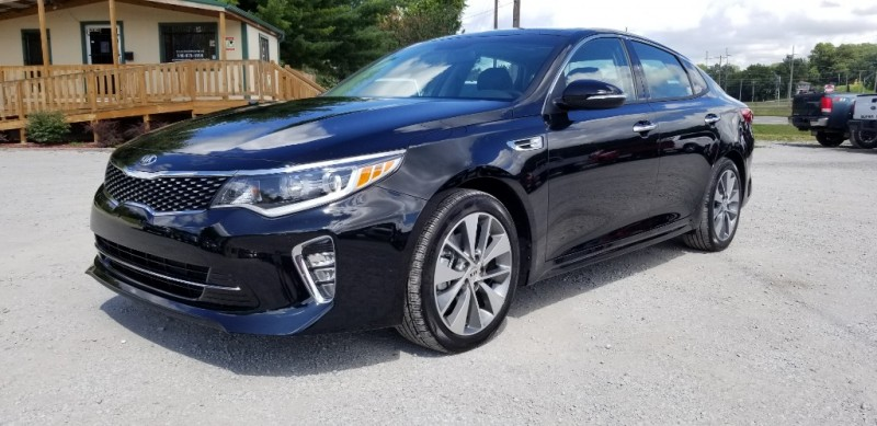 Kia Optima 2018 price $17,490