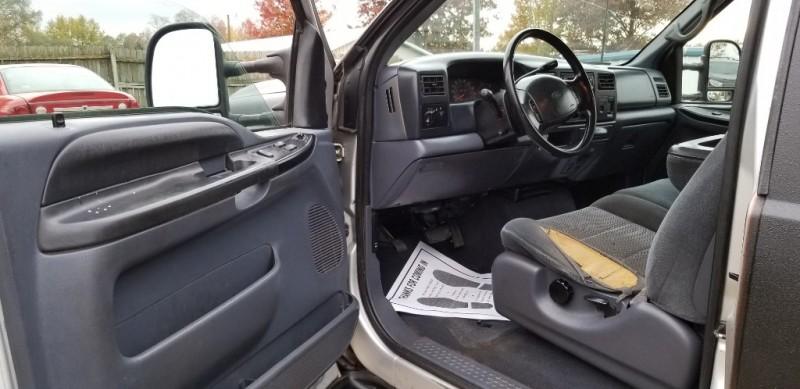 Ford Super Duty F-250 2001 price $6,500