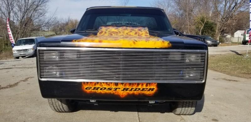 Chevrolet Pickup 1983 price $9,495