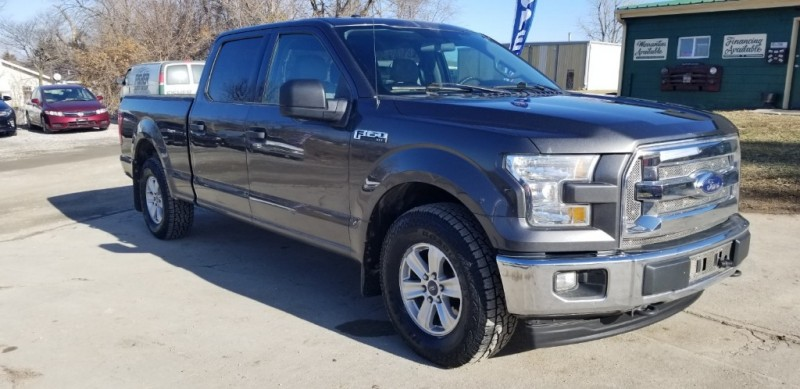 Ford F-150 2015 price $21,980