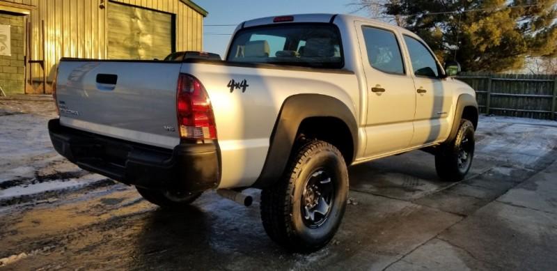 Toyota Tacoma 2008 price $14,880