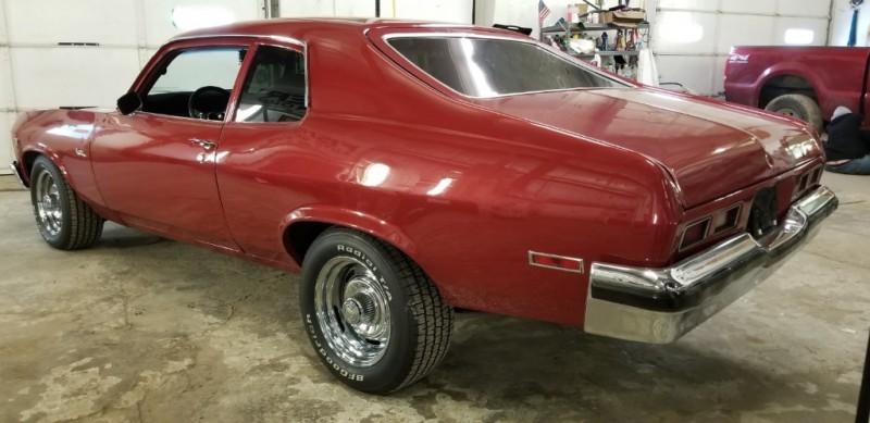Chevrolet Nova 1974 price $14,500