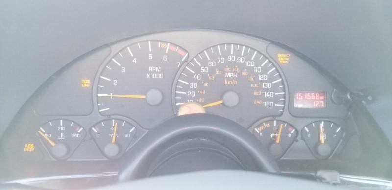 Pontiac Firebird 1998 price $5,670