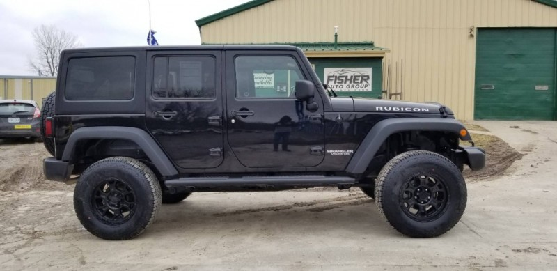 Jeep Wrangler Unlimited 2011 price $23,130