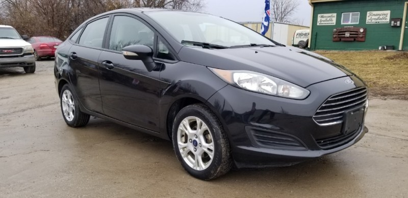 Ford Fiesta 2014 price $5,380