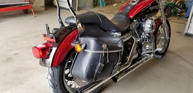 Harley-Davidson Dyna Super Glide Custom 2013 price $9,280