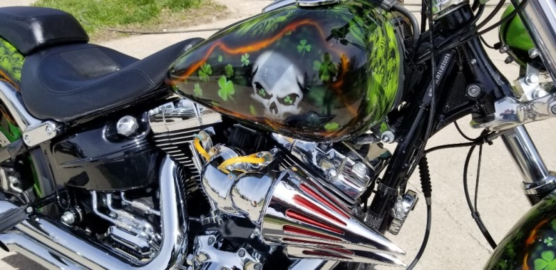 Harley-Davidson Breakout 2014 price $15,380