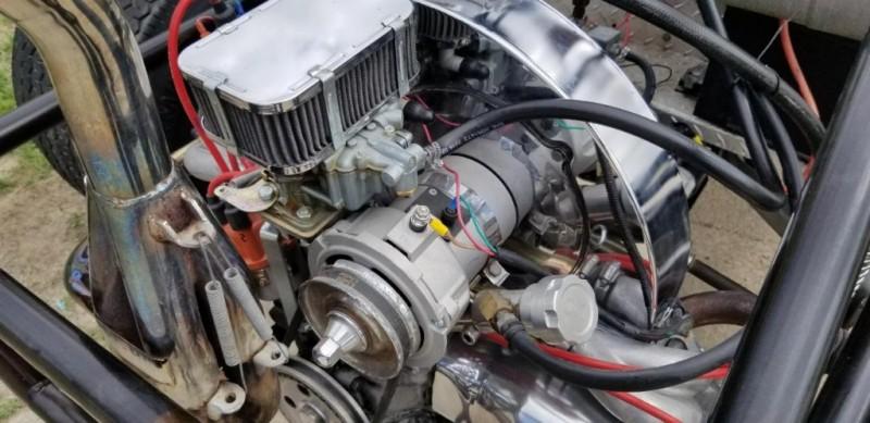 Volkswagen Buggy 1980 price $5,850