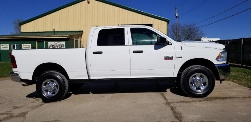 RAM 2500 2012 price $16,465