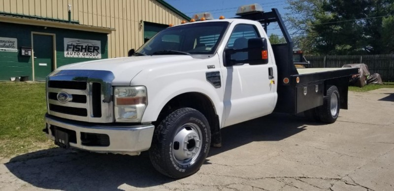 Ford Super Duty F-350 DRW 2008 price $9,940