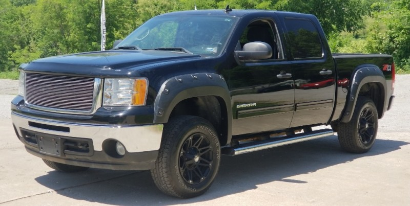 GMC Sierra 1500 2010 price $16,310