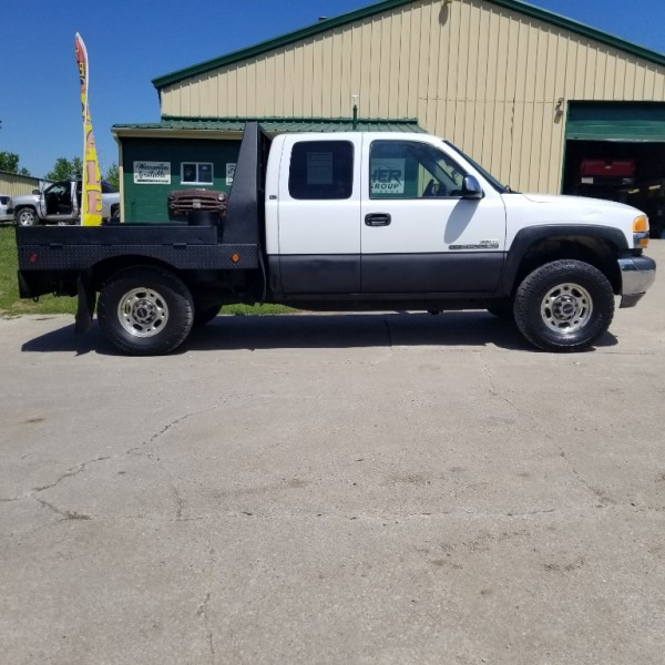 GMC Sierra 2500HD 2001 price $6,770
