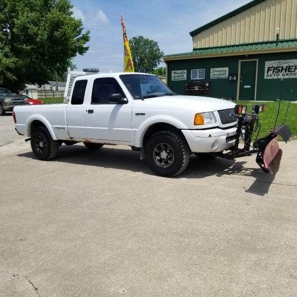 Ford Ranger 2001 price $4,920
