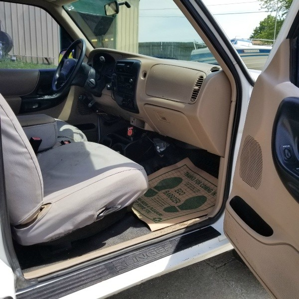 Ford Ranger 2001 price $4,820