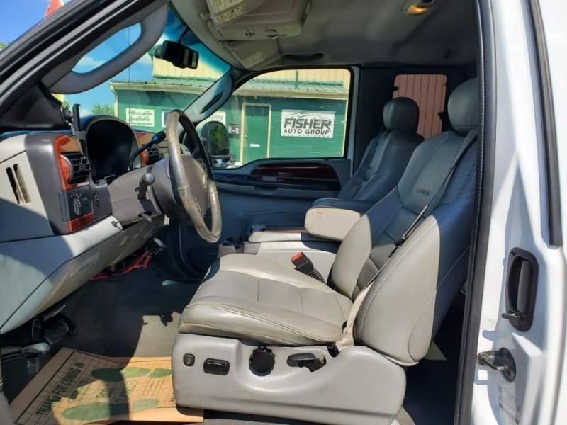 Ford Super Duty F-350 SRW 2007 price $7,480