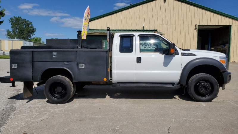 Ford Super Duty F-450 DRW 2011 price $18,500