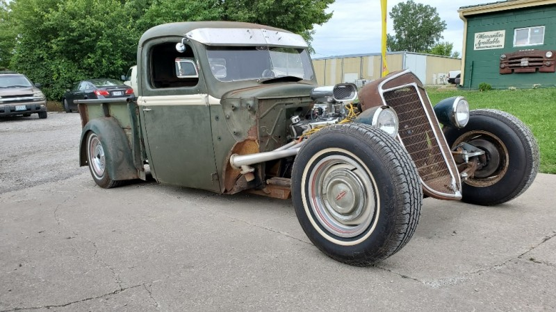 Ford F10 1953 price $9,500