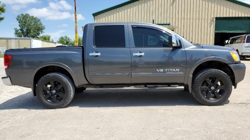Nissan Titan 2008 price $9,480