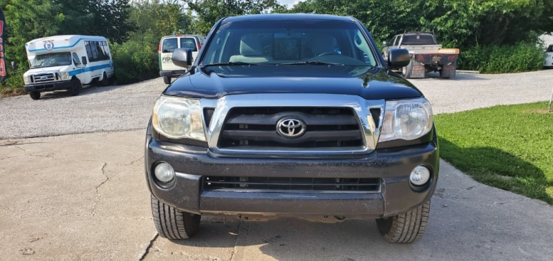 Toyota Tacoma 2007 price $11,250