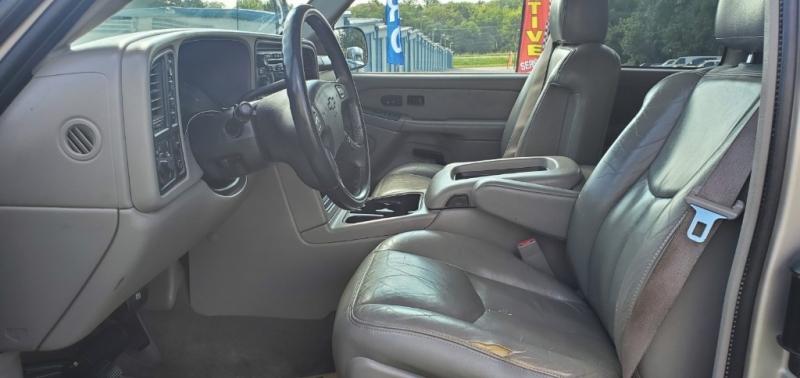 Chevrolet Silverado 1500 2003 price $3,750