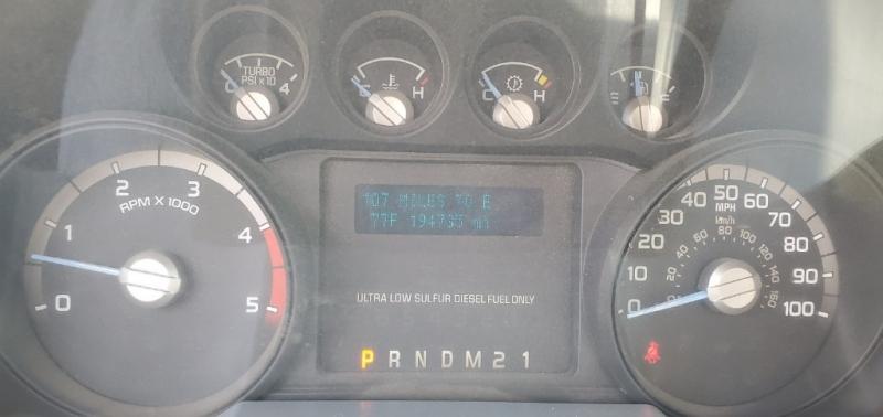 Ford Super Duty F-550 DRW 2011 price $13,500