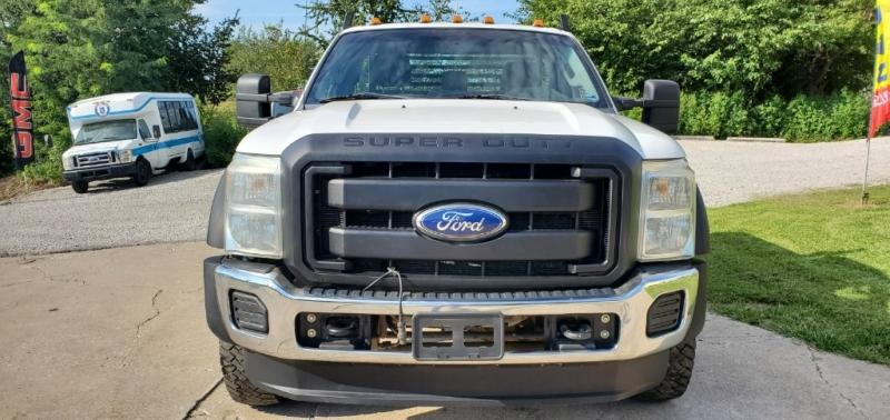 Ford Super Duty F-550 DRW 2011 price $16,495
