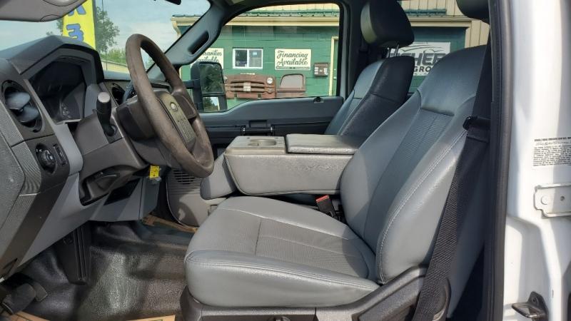 Ford Super Duty F-550 DRW 2013 price $22,500