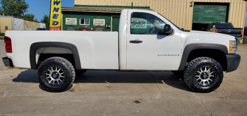 Chevrolet Silverado 1500 2007 price $11,950