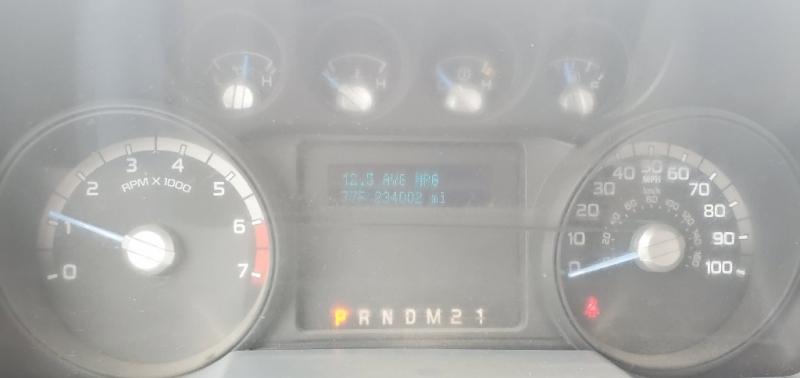 Ford Super Duty F-250 2012 price $9,250