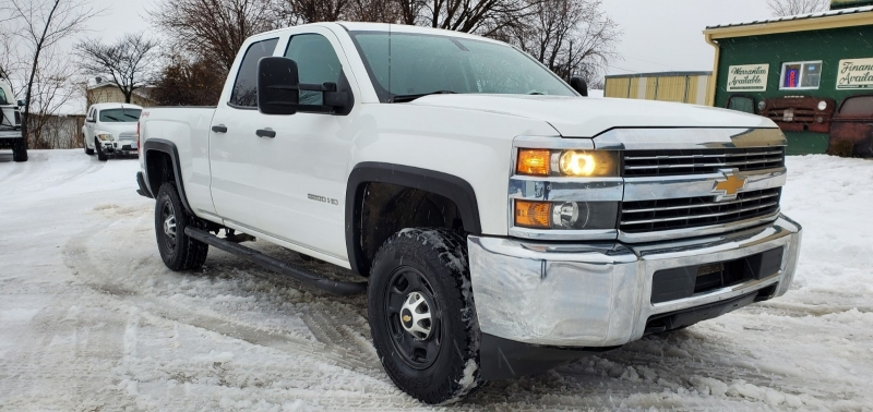 Chevrolet Silverado 2500HD 2015 price $16,495