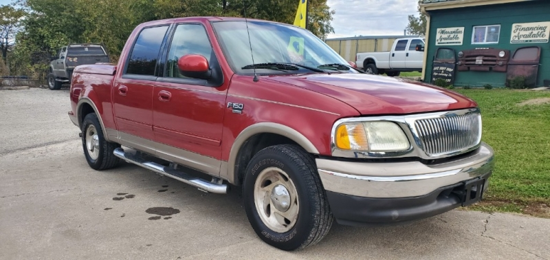 Ford F-150 2003 price $3,950