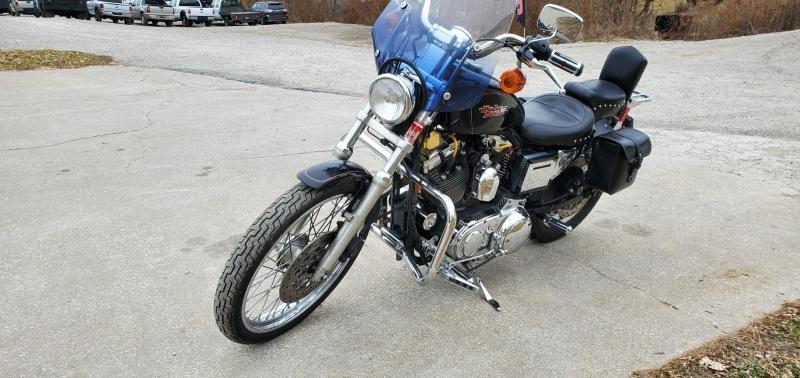 Harley-Davidson Sportster 1997 price $2,650