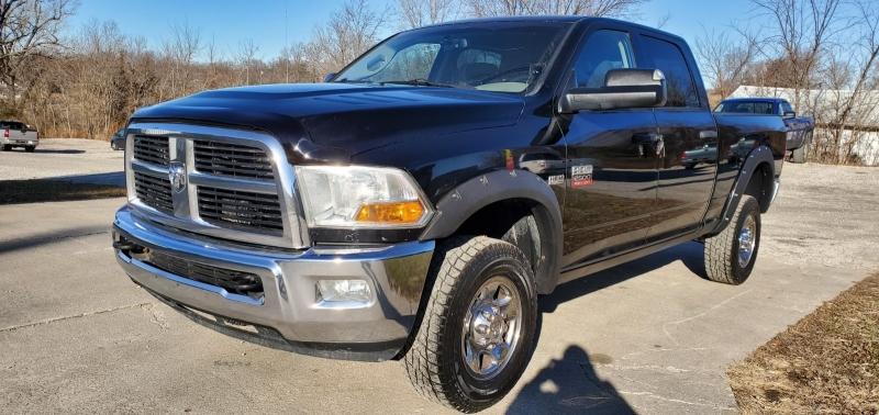 RAM 2500 2012 price $16,495