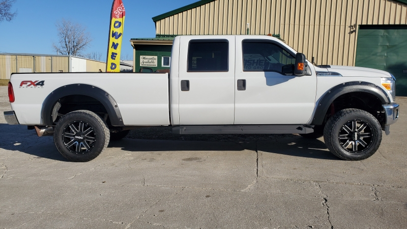 Ford Super Duty F-250 2016 price $22,995