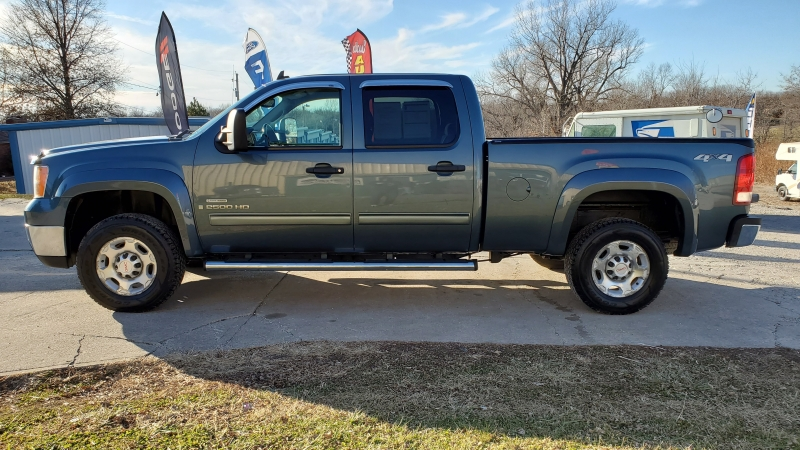 GMC Sierra 2500HD 2009 price $20,995