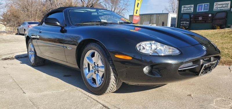 Jaguar XK 1999 price $8,795