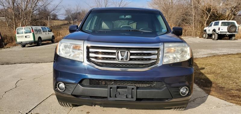 Honda Pilot 2012 price $12,795