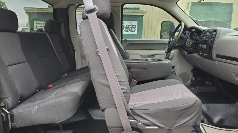 Chevrolet Silverado 2500HD 2013 price $13,795