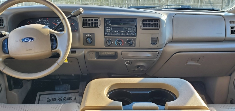 Ford Super Duty F-350 SRW 2003 price $15,995