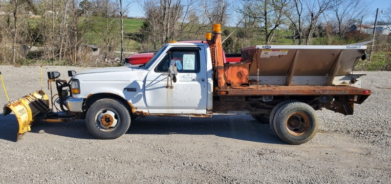 1997 Ford Super Duty F-350 DRW