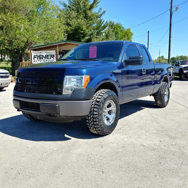 2014 Ford F150 Supercab 4x4 148k Miles Dick Cepek Wheels